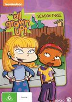 Rugrats All Grown Up : Season 3 - Cree Summer
