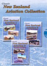 Classic NZ Aviation Collection  : 3 DVD Set