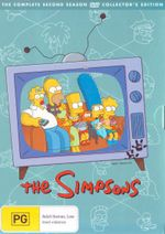 The Simpsons : Season 2 (Collector's Edition) - Tony Bennett