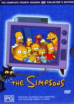 The Simpsons : Season 4 (Collector's Edition) - Sara Gilbert