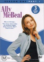 Ally McBeal - Season 1 : Part 1 (3 Disc Set) - Vonda Shepard