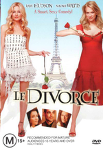 Le Divorce - Daniel Mesguich