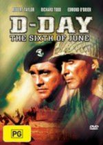 D-Day The Sixth Of June - Richard Todd