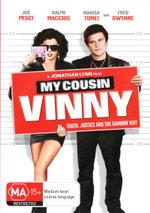 My Cousin Vinny - Fred Gwynne