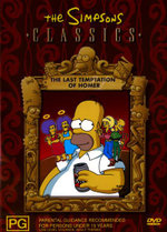 The Simpsons Classics : The Last Temptation of Homer - Doris Grau