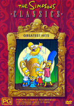 The Simpsons Classics : Greatest Hits - Doris Grau