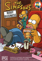The Simpsons : Risky Business - Buzz Aldrin
