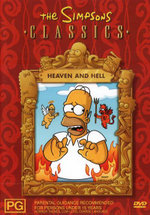 The Simpsons Classics : Heaven and Hell - Doris Grau