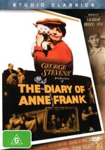 The Diary of Anne Frank (1959) (Studio Classics) - Millie Perkins