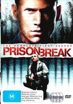 Prison Break : Season 1 - Wade Williams