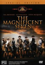 The Magnificent Seven (Special Edition) - Yul Brynner
