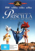 The Adventures Of Priscilla Queen Of The Desert - Terence Stamp
