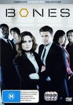 Bones : Season 1 - Emily Deschanel