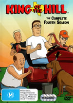 King of the Hill : Season 4 (4 Discs) - Johnny Hardwick