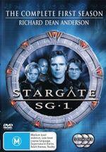 Stargate SG-1 : The Complete Season 1 - Vaitiare Bandera