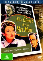 The Ghost and Mrs. Muir - Gene Tierney