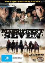 The Magnificent Seven (1998) : Season 1 - Andrew Kavovit