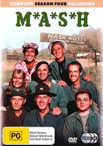 M*A*S*H : Season 4 - (3 Discs) - Mike Farrell