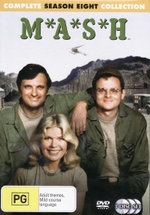 M*A*S*H : Season 8 - (3 Discs) - Mike Farrell