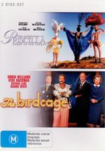 The Adventures Of Priscilla Queen Of The Desert / The Birdcage (Double Pack) - Terence Stamp