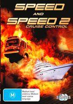 Speed / Speed 2 - 2 Of The Best (2 Disc Set) - Dennis Hopper
