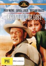 Legend of the Lost - Rossano Brazzi