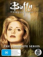 Buffy the Vampire Slayer : Seasons 1 - 7 (Complete DVD Collector's Edition 39-Disc Tin Set) - Armin Shimerman