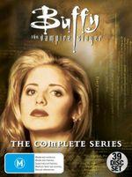 Buffy the Vampire Slayer : Seasons 1 - 7 (Complete DVD Collector's Edition 39-Disc Tin Set) - Armin Shimerman