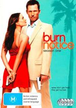 Burn Notice : Season 1 - George Tasudis