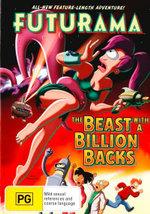 Futurama : The Beast with a Billion Backs - Stephen Hawking