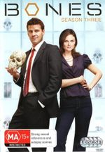 Bones : Season 3 - Emily Deschanel