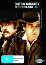 Butch Cassidy and The Sundance Kid - Definitive Edition (2 Disc Set) : Season 2 - Katherine Ross