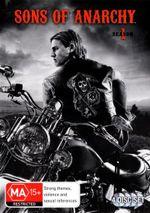 Sons of Anarchy : Season 1 (4 Discs) - Charlie Hunnam