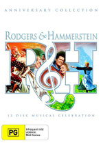 Rodgers and Hammerstein's Collection : The Sound of Music/The King and I/South Pacific/Oklahoma!/Carousel (2 Disc Editions)
