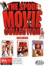 The Spoof Movie Collection (Date Movie : Uncut / Epic Movie: Uncut / Sports Movie: Uncut) - David Koechner