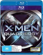 X-Men Quadrilogy : Wolverine / X-Men / X-Men 2 / X-Men: The Last Stand - Hugh Jackman
