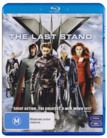 X-Men The Last Stand  : Blu-ray - Patrick Stewart