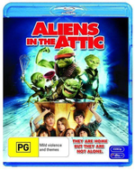 Aliens In The Attic - Doris Roberts