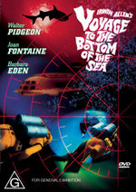 Voyage to the  Bottom of the Sea - Barbara Eden