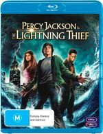 Percy Jackson and the Lightning Thief - Logan Lerman