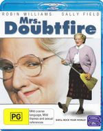 Mrs. Doubtfire - Robin Williams