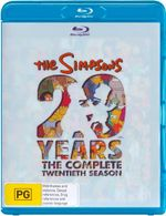 The Simpsons : Season 20 (20 Years) - Dan Castallaneta
