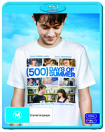 500 Days of Summer - Joseph Gordon-Levitt