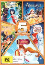 FernGully : The Last Rainforest / Anastasia (1997) / Casper meets Wendy  / Thumbelina / FernGully II: The Magical Rescue - Erik Bergmann