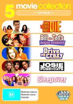 John Tucker Must Die / Bill & Ted's Bogus Journey / Drive Me Crazy / Josie and the Pussycats / Sleepover - Jesse Metcalfe