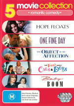 Hope Floats / One Fine Day / Object of My Affection / Truth About Cats and Dogs / Baby Boom - Diane Keaton