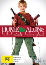 Home Alone Family Collection (Home Alone/Home Alone 2 - Lost in New York/Home Alone 3/ Home Alone : Taking Back the House) - Macaulay Culkin