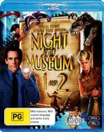 Night at the Museum / Night at the Museum 2 (2 Discs) - Ben Stiller