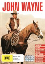 John Wayne Collection (Inc. The Big Trail / Red River / North to Alaska) (8 Movies 8 Discs) - Marguerite Churchill