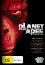 Planet Of The Apes Box Set - Ron Harper